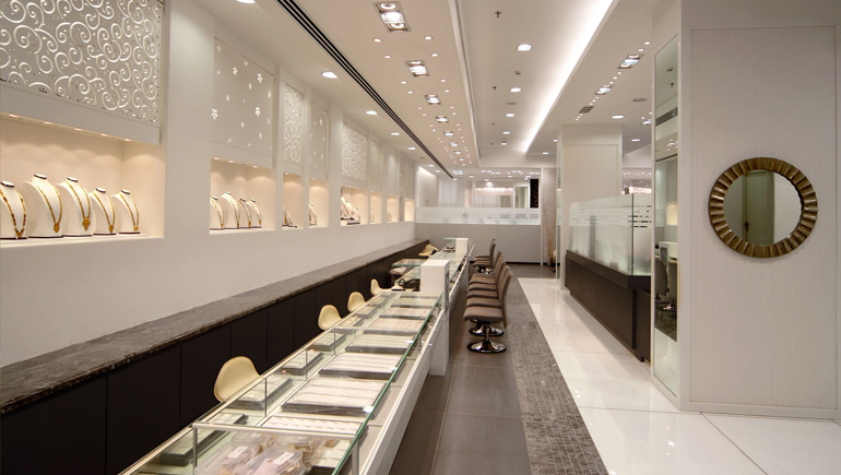 Jewellery Interior